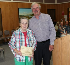 ww news volunteer of month Nita Watson